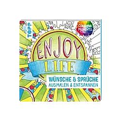 Colorful Moments - Wünsche & Sprüche