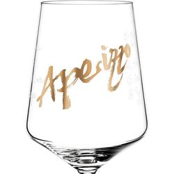 Ritzenhoff Longdrinkglas Ritzenhoff Aperizzo Aperitifglas C. Dorsch F19, Glas