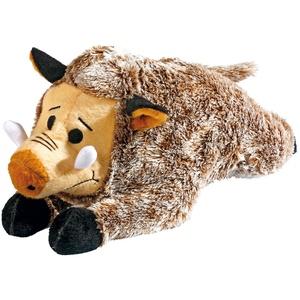 Plüsch-Wildschwein Erwin braun, Länge: ca. 30 cm - ca. 30 cm