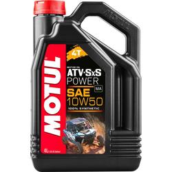 MOTUL ATV-SXS Power 4T 10W50 Motorenöl 4 Liter