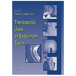 Therapeutic Uses of Botulinum Toxin - Buch