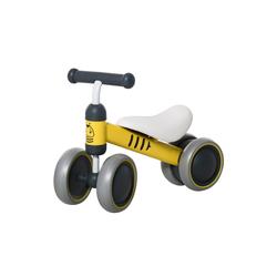 HOMCOM Laufrad Kinder Laufrad für Innen und Außen