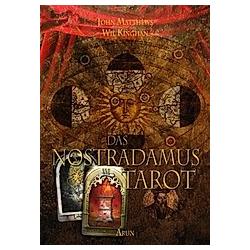 Das Nostradamus-Tarot, m. Tarotkarten