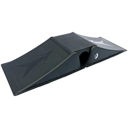 Skaterrampe HI Impact 30010 (Set, 2 Rampen + Verbindungsstück)