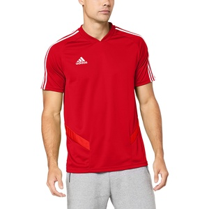 adidas Herren TIRO19 TR JSY T-Shirt, Power red/White, S/L