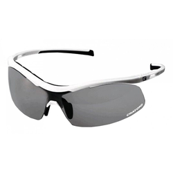 Cratoni Sonnenbrille Sonnenbrille Cratoni C-Shade weiß matt, Glas photo