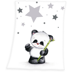 Babydecke Fynn Panda, Baby Best, mit Panda-Motiv