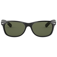 901/58 55-18 gloss black/polarized green classic