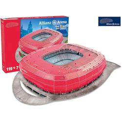 Giochi Preziosi 3D-Puzzle 3D Stadion-Puzzle Allianz Arena München, Puzzleteile