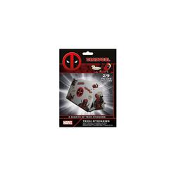 ak tronic Sticker Tech Sticker Deadpool