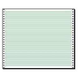SIGEL Endlospapier A3 quer 1-fach, 60 g/qm grün 2.000 Blatt