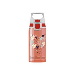 Sigg Trinkflasche Trinkflasche VIVA ONE Big Hearts, 500 ml
