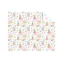 URSUS Motivpapier Motiv-Fotokarton Osterhasen, 49,5 x 68 cm
