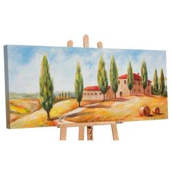 YS-Art Gemälde Toskana 134