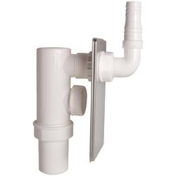 Kirchhoff Siphon Unterputz-Siphon, für Waschmaschinen