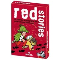 Moses Black Stories Junior Red Stories 109280