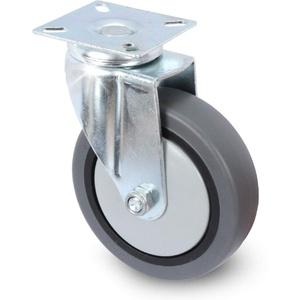 Lenkrolle - Apparaterolle mit Anschraubplatte/Transportrolle/Laufrolle von PRIOstahl (50 mm)