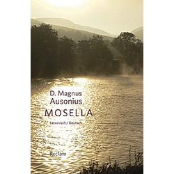Mosella / Die Mosel. D. Magnus Ausonius   Ausonius  - Buch