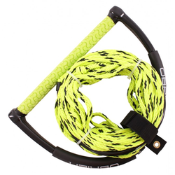 OBRIEN 4-SECTION POLY-E WAKE COMBO Hantel 2021 yellow