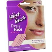 Jovita Pharma Velvet Touch Depy Face Refill 4 St.