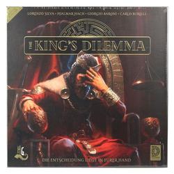 Horrible Games Spiel, Horrible Games The Kings Dilemma (deutsch)