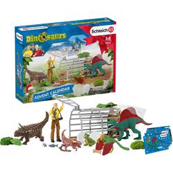 Schleich® Adventskalender Dinosaurs, Adventskalender 2020 (98064)