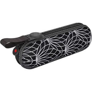 Knirps Taschenschirm X1 UV Protection Renature Black