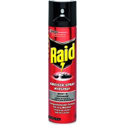 Raid® Ameisen-Spray, Wirkt sicher und schnell gegen Ameisen, 400 ml - Dose