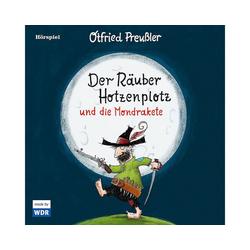 Universal Hörspiel CD Der Räuber Hotzenplotz und die Mondrakete