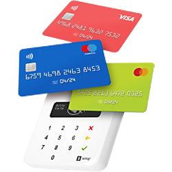 SumUp EC und Kreditkartenlesegerät AIR Weiß