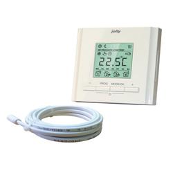bella jolly Raumthermostat Elektroheat comfort, elektronisch, (2-St), für Fußbodenheizungen
