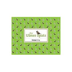 Der Ulmer Spatz - Buch