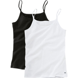 Hemd, schwarz, Gr. 140/146 - 140/146 - schwarz
