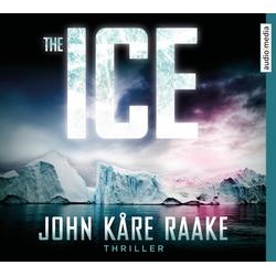 The Ice als Hörbuch CD von John Kåre Raake