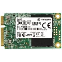 Transcend 230S 64 GB mSATA