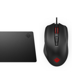 Gaming Präzisions Paket: OMEN by HP Gaming-Maus 600 mit Gaming-Mauspad 300