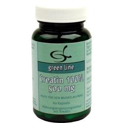 CREATIN 100% 500 mg Kapseln 60 St
