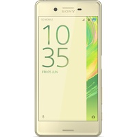 Sony Xperia X Performance Dual lime gold