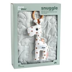 Done by Deer™ Geschenkset Giraffe, grau