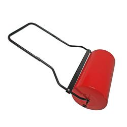 Metall Rasenwalze Gartenwalze 50cm Handwalze Wiesenwalze Rasenroller