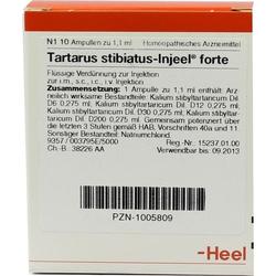 TARTARUS STIB INJ FORTE
