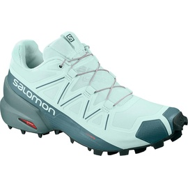 Salomon Speedcross 5 W icy morn/hydro/green gables 40