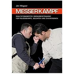 Messerkampf. Jim Wagner  - Buch