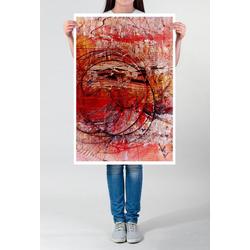 Sinus Art Poster Die Therapie - 60x90cm Poster