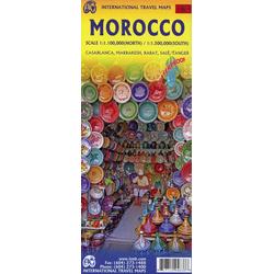Marocco 1:1100000