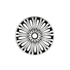 Satz  14 Zoll Volante silber/schwarz von PETEX