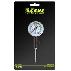Zeus Ball Luftdruckmesser Manometer - Größe:Einheitsgröße
