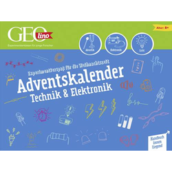 Geolino Adventskalender Technik & Elektronik