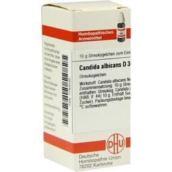 CANDIDA ALBICANS D30
