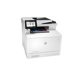 HP Color LaserJet Pro MFP M479fnw 4 in 1 Farblaser-Multifunktionsdrucker weiß